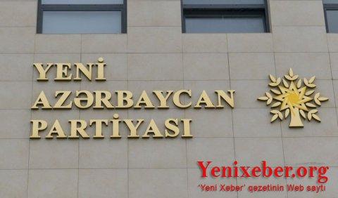 Fərdi qaydada deputatlığa namizədliyini irəli sürmüş bir qrup-YAP-çı partiyadan çıxarılıb