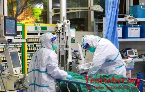 Koronavirusa yoluxanların sayı-52 minə çatdı