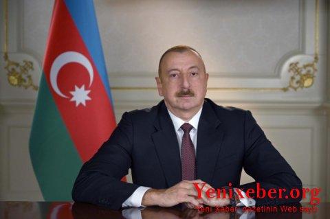 Prezident millət vəkili ilə bağlı sərəncam imzaladı