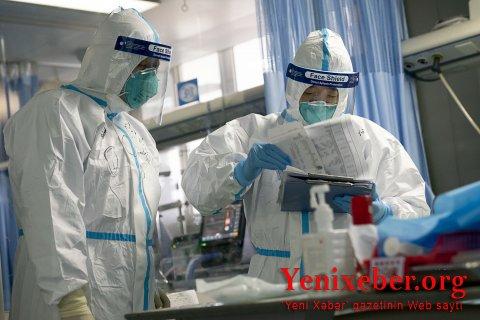 Çində koronavirus qurbanlarının sayı 2,7 min nəfəri ötdü