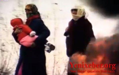 Los-Ancelesdə Ermənistanın təcavüzkarlığını ifşa edən sənədli film nümayiş etdirilib-Video