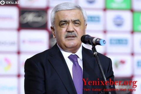AFFA-da iclas:Rövnəq Abdullayev dördüncü dəfə prezident seçildi