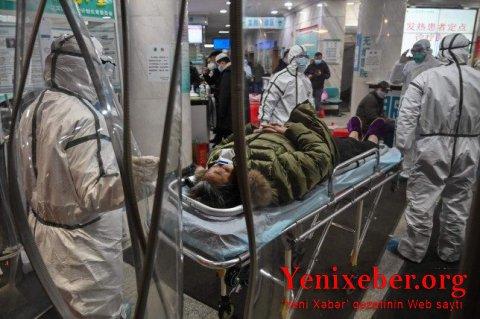 Çində koronavirusa yoluxanların sayı 11 mini ötdü—