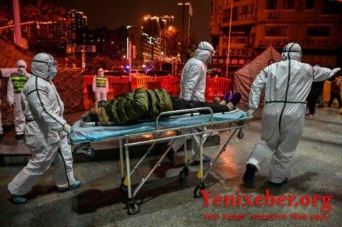 Çində 17205 nəfər koronavirusa yoluxub –