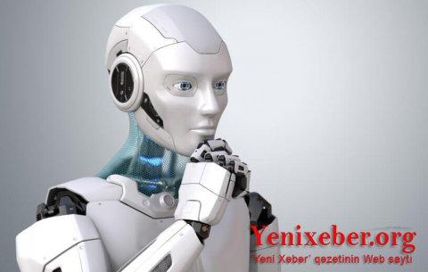 Ağrı hiss edən robot yaradıldı- FOTO