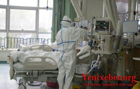 Çində koronavirusdan ölənlərin sayı 2118 nəfərə çatıb