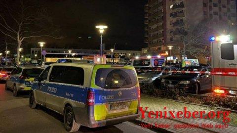 Almaniyada atışma,9 nəfər öldürülüb