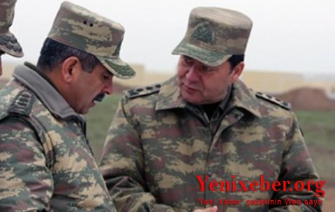 """""""SƏN MÜDAFİƏ NAZİRİSƏN!..."""" –"""