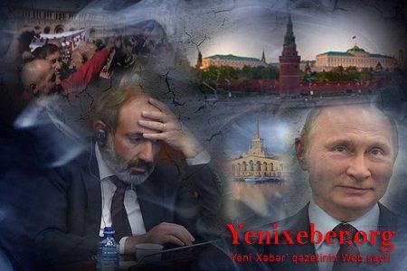 """Putinlə Paşinyanın """"ulduzları"""" barışdı?"""