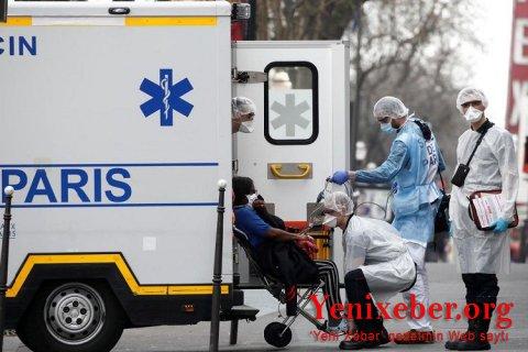 Fransada koronavirus qurbanlarının sayı 29 mini öldü
