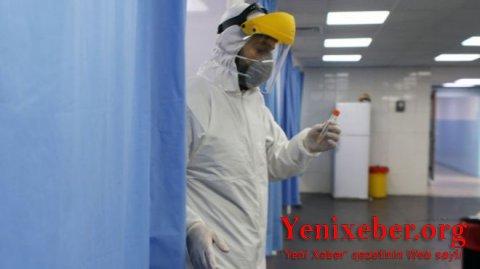 Ermənistanda koronavirusa yoluxma hallarının sayı