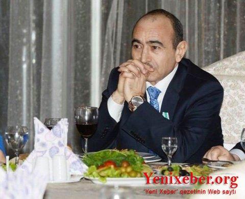 Əli Həsənov karantini Xızıdakı villasında keçirir—