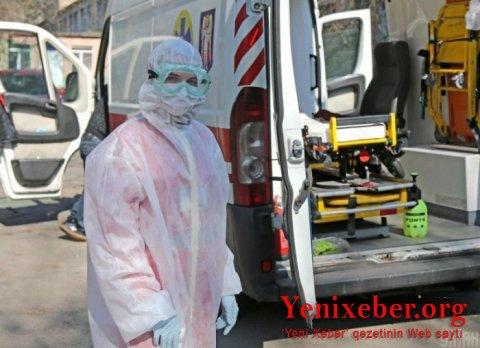 Qırğızıstanda da koronavirusa yoluxma sayı artdı