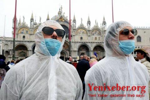 İtaliyada daha 65 nəfər COVID-19-dan ölüb