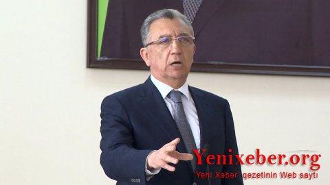 Eldar Əzizovun 500 manatlıq zibil maxinasiyası…