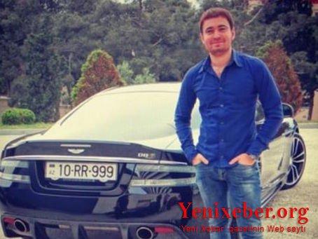 ZIya Məmmədovun qardaşı oğlunun milyonluq avtomobil kolleksiyası -