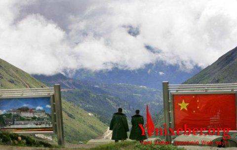 Hindistan və Çin arasında qarşıdurma: