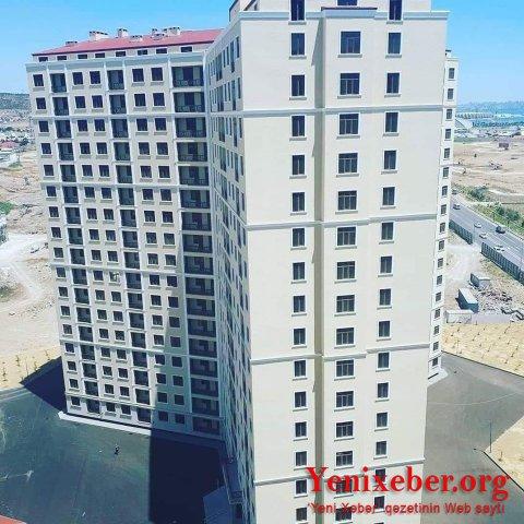 Jurnalistlərin 3-cü binasıHAZIRDI-