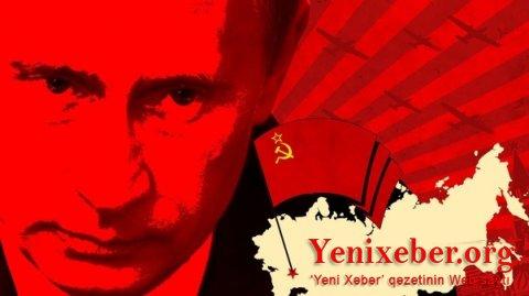 Putin Rusiya imperiyasının rekordunu təzələyir