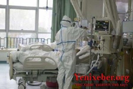 Azərbaycanda koronavirusa daha 588 yoluxma qeydə alınıb-