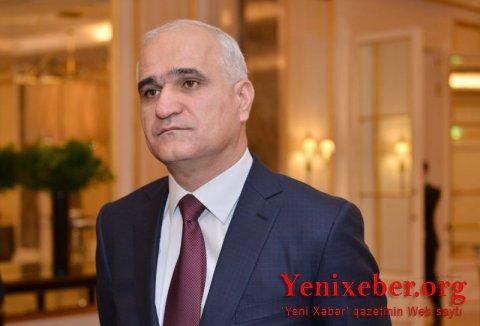 Şahin Mustafayev vəzifəsindən azad edildi-