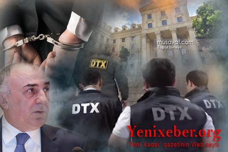 DTX-nın XİN-də keçirdiyi əməliyyatın pərdəarxası -