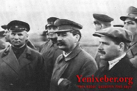 Stalinin üzünə 13 il ülgüc çəkən bərbər–