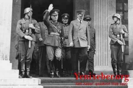 Hitlerin rumın müttəfiqi, qanlı cəllad, amansız marşal –
