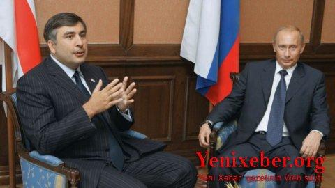 PUTİNİN YENİ BİRLİK HƏDƏFİ:Saakaşvilinin müsahibəsi hansı niyyəti üzə çıxardı? -