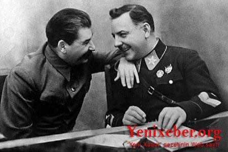 Yolu Bakıdan keçən marşal –Stalinin dostu, SSRİ-nin ən uğursuz hərbçisi və ən şanslı naziri-