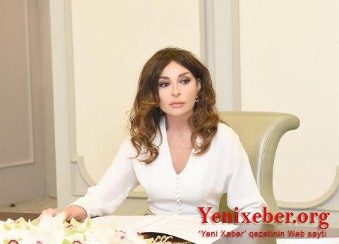 Mehriban Əliyeva Bəhram Bağırzadə ilə telefonla danışıb