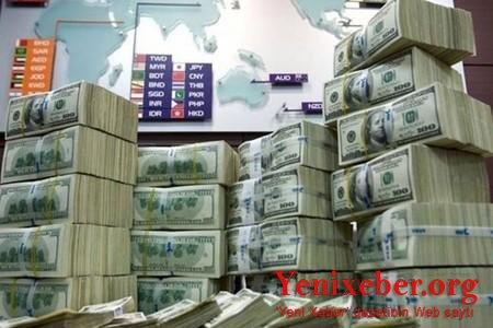 Rusiyanın xarici borcu 20 milyard dollara yaxın artıb