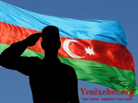 Şəhid polkovnikin cənazəsinin qarşılanması üçün yürüş olub -