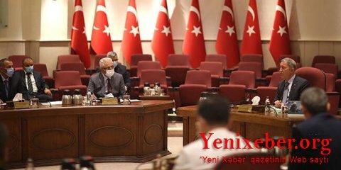 Türkiyə ordusu Azərbaycana hər cür dəstək göstərəcəkdir