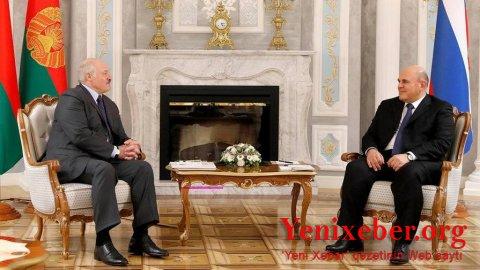 Lukaşenko xəstəxanaya yerləşdirilib(?)-