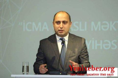 Emin Əmrullayev Təhsil naziri təyin edildi