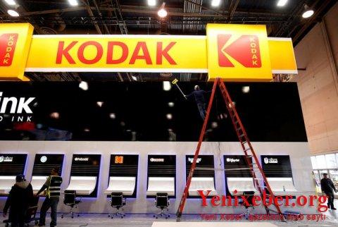 """""""Kodak"""" hara, dərman istehsalı hara?-"""