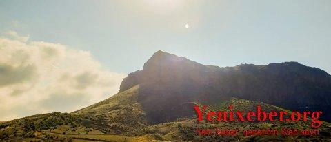 Qaraqaya yüksəkliyindən EKSKLÜZİV fotolar