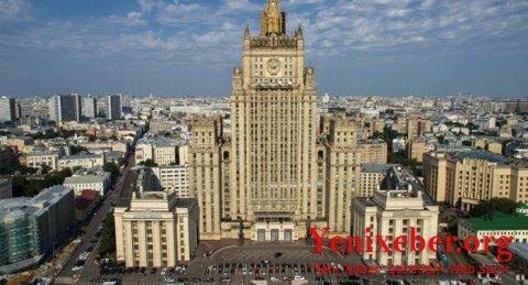 Belarus səfiri Rusiya XİN-ə çağırıldı