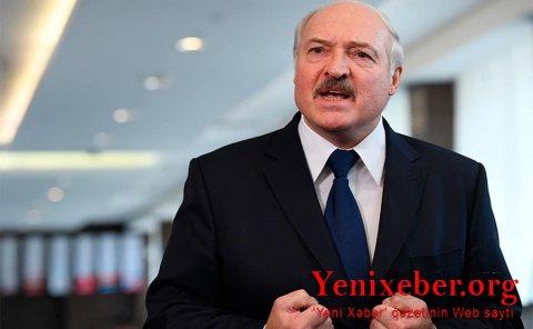 Lukaşenkodan Rusiyaya xəbərdarlıq: