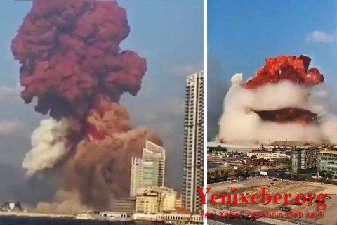 Beyrutda gübrə yox, bomba partlayıb? –