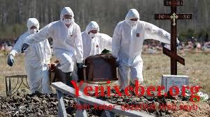 Qonşu ölkədə koronavirusdan 116 nəfər öldü-