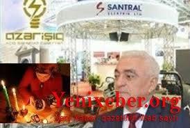 """Baba Rzayevin """"Azərişıq""""dakı """"silinməz izləri""""-"""