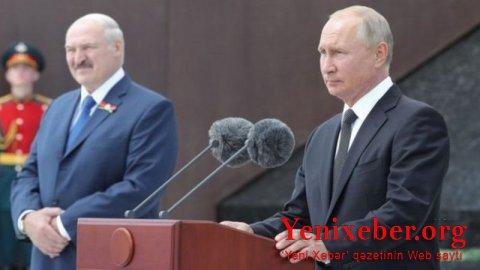 Minsk və Moskva arasında münaqişə kəskinləşir-