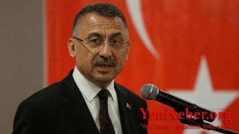 Vitse-prezident Fuat Oktay Beyruta gedir