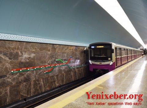 Metronun açılması  -