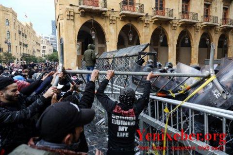 Beyrutda iğtişaşlar zamanı 238 nəfər yaralanıb -