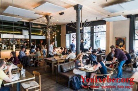 Kafe və restoranlarla bağlı qərara dəyişiklik edildi