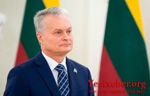 Litva Belarusu yeni seçki keçirməyə çağırdı
