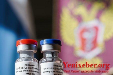 Azərbaycanlı həkimlər Rusiyanın koronavirusa qarşı hazırladığı vaksinə inanmır